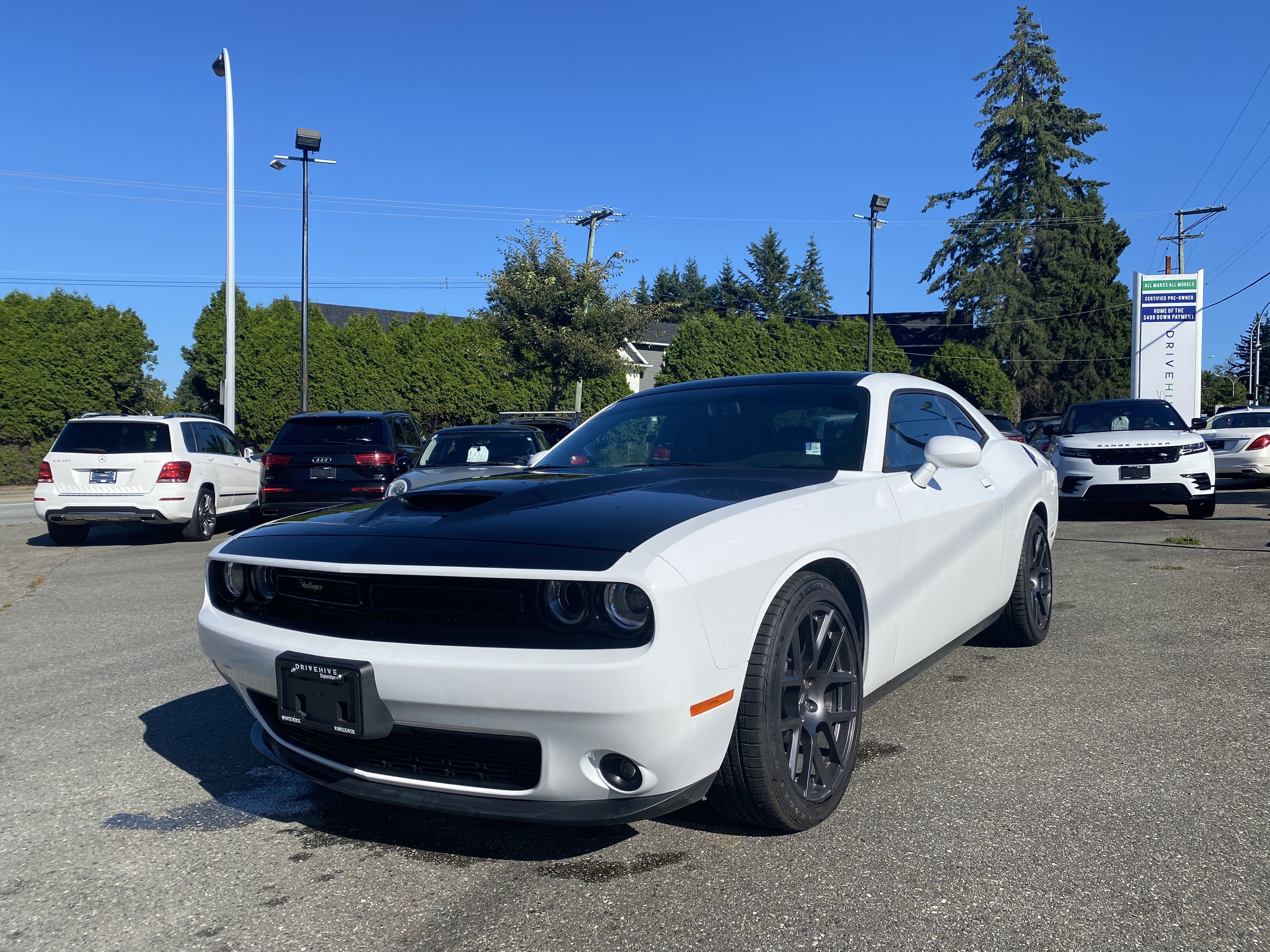 Pre-Owned 2018 Dodge Challenger T/A Plus Hemi