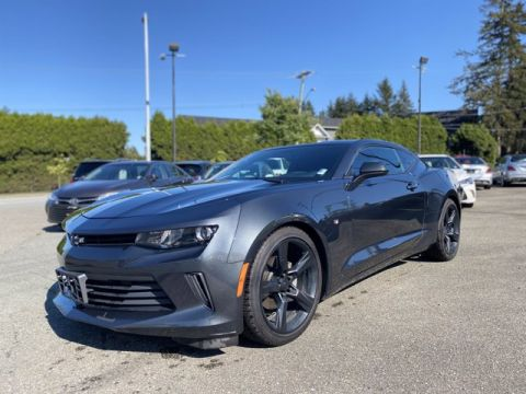Pre-Owned 2018 Chevrolet Camaro Automatic