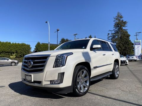 Pre-Owned 2015 Cadillac Escalade Navigation Loaded