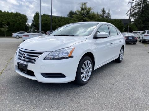 Pre-Owned 2015 Nissan Sentra 1.8 SL