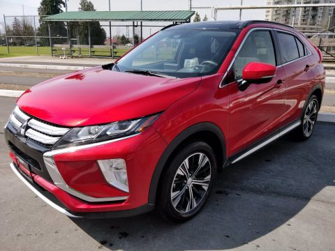 Pre-Owned 2019 Mitsubishi Eclipse Cross GT