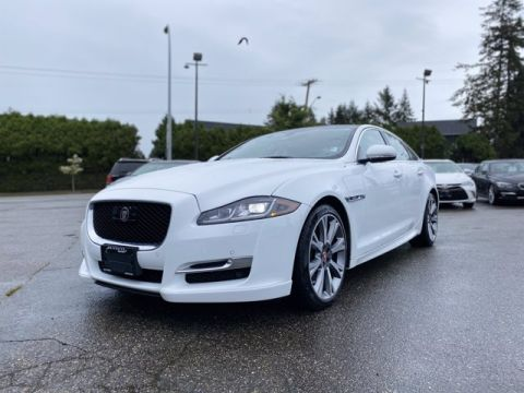 Pre-Owned 2016 Jaguar XJ-R R-Sport AWD Supercharged