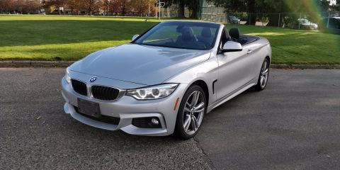 2016 BMW 435i xDrive 4 Series M Sport Convertible