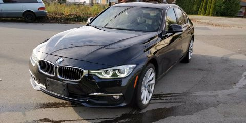 2016 BMW 3 Series 328i xDrive Navigation
