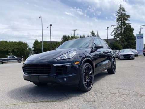 Pre-Owned 2016 Porsche Cayenne S AWD