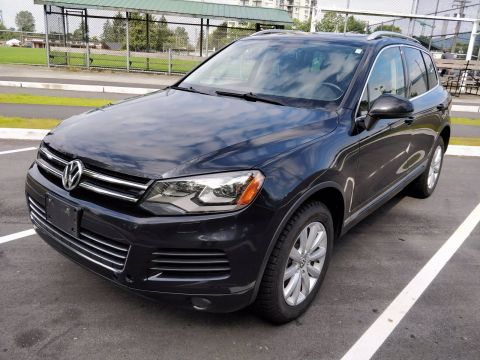 Pre-Owned 2013 Volkswagen Touareg 3.0 TDI